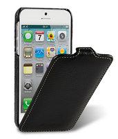 Кожаный чехол Melkco для iPhone 5s / SE / 5 - Jacka Type черный