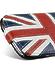 Кожаный чехол Melkco The Nations Britain для Samsung Galaxy S4 mini i9190 - британский флаг