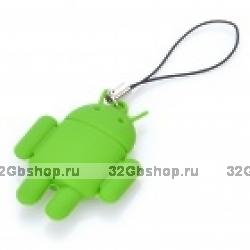 "Брелок ""Android"" резиновый"