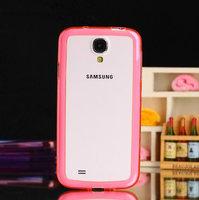 Розовый ультратонкий бампер для Samsung Galaxy S4 - Ultra Thin Bumper Pink
