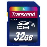 Карта памяти Transcend SDHC Class 10 32GB