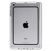 Бампер для iPad Mini прозрачный с черной вставкой