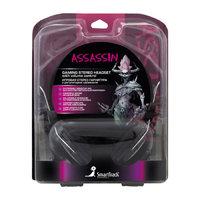 Стерео-наушники  мониторные с микрофоном SmartTrack STH-7100 ASSASSIN