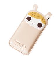 Чехол карман Sunny Day Rabbit Pink Pouch для iPhone 5 / 5s / SE розовый заяц