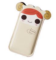 Чехол карман Sunny Day Sheep Pink Pouch для iPhone 5 / 5s / SE розовая овечка