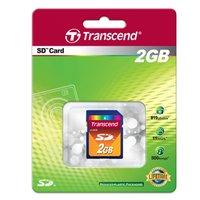 Карта памяти Transcend SD 2GB
