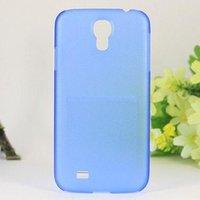 Ультратонкий чехол для Samsung Galaxy S4 - Ultra Thin 0.5mm Samsung S4 Case Blue синий