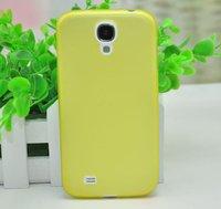 Ультратонкий чехол для Samsung Galaxy S4 - Ultra Thin 0.5mm Samsung S4 Case Green зеленый