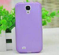 Ультратонкий чехол для Samsung Galaxy S4 - Ultra Thin 0.5mm Samsung S4 Case Purple фиолетовый