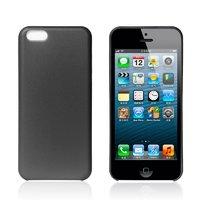 Ультратонкий чехол накладка для iPhone 5c черный