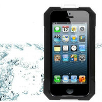 Водозащитный чехол для iPhone 5 / 5s / SE - iPega Water Proof Case for iPhone 5 / 5s / SE Black