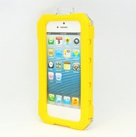 Водозащитный чехол для iPhone 5 / 5s / SE - iPega Water Proof Case for iPhone 5 / 5s / SE Yellow