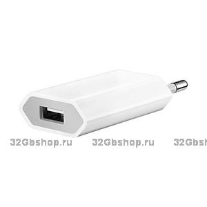 Сетевое зарядное устройство для iPhone 5 (блок питания)