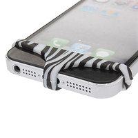 Чехол бикини стринги для iPhone 5 / 5s / SE зебра