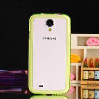 Желтый ультратонкий бампер для Samsung Galaxy S4 - Ultra Thin Bumper Yellow
